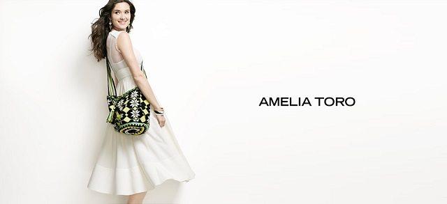 Amelia Toro presenta su nueva colección