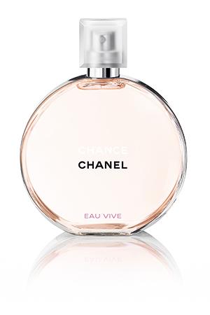 Chanel revela la nueva campaña de Chance EAU VIVE