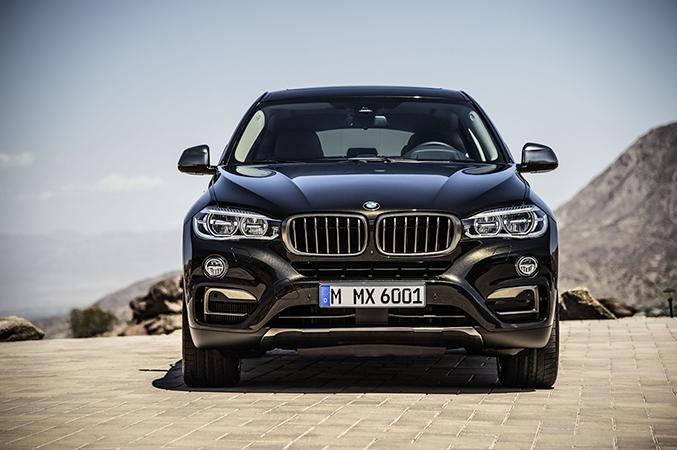La nueva BMW X6