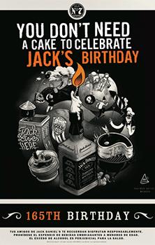 Jack Daniel´s llega a sus 165 años