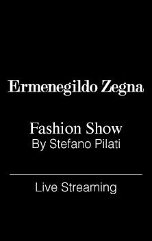 Ermenegildo Zegna transmitirá en vivo el Fashion Show el próximo 16 y 17 de enero