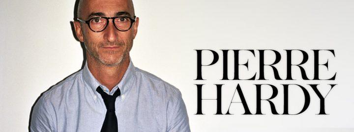 Hermes en la firma Pierre Hardy