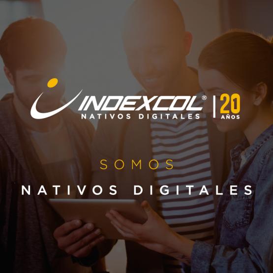 Indexcol cambia su logo y slogan