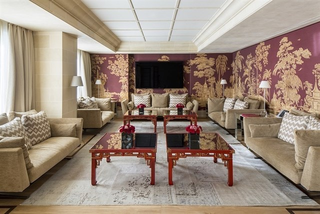 Hotel Majestic inagura suite