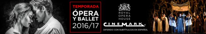 La Ópera dramática de Guiseppe Verdi:  IL TROVATORE, en las salas de Cinemark.