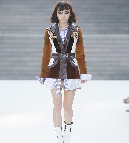 Louis Vuitton Colección Crucero18 desde Japón