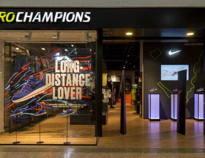 Nike abre nuevo punto en Bogotá
