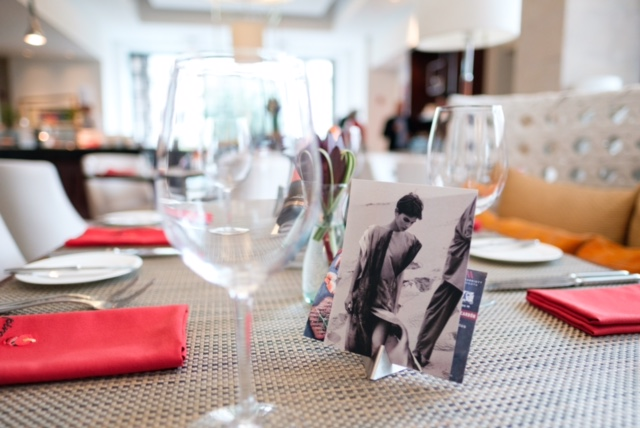 Primer Marriott Fashion Lunch