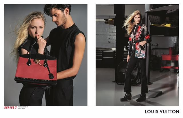 "Louis Vuitton presenta ""Serie7"""