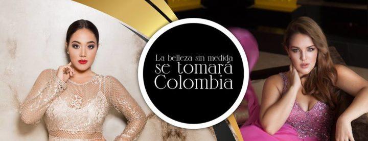 El concurso de belleza sin Medida, Curvy Colombia 2017