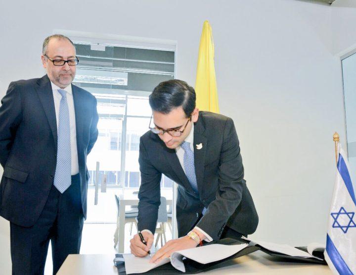 Israel y Colombia: una apuesta de cooperación