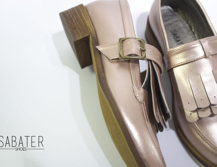 Sabater shoes: calzado con un sello local