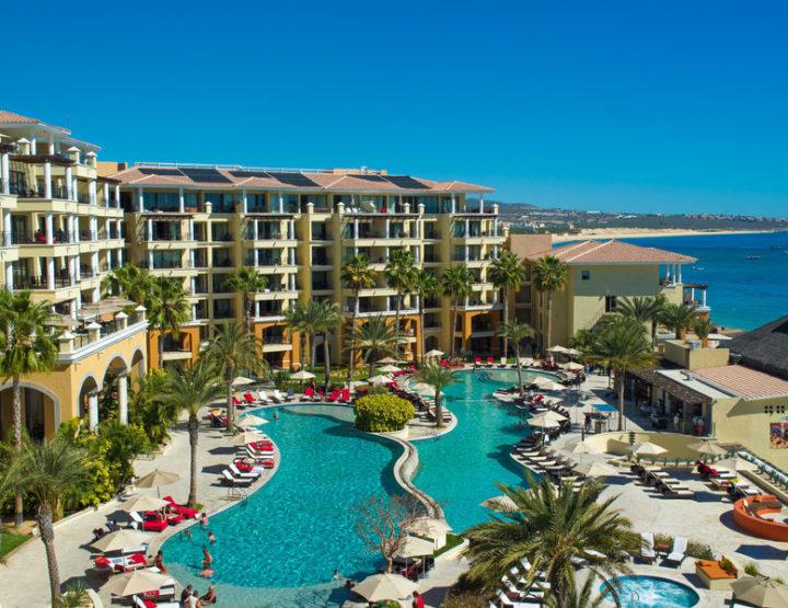Resort de los cabos recibe premio internacional por excelencia en calidad y servicio.