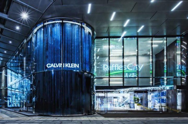 Calvin klein, inc. Anuncia la apertura de tiendas Lifestyle Multi-Marcas en Shanghai y Düsseldorf