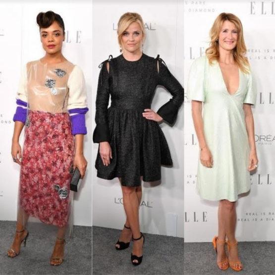Calvin Klein se toma los 'Elle Mujer en Hollywood'