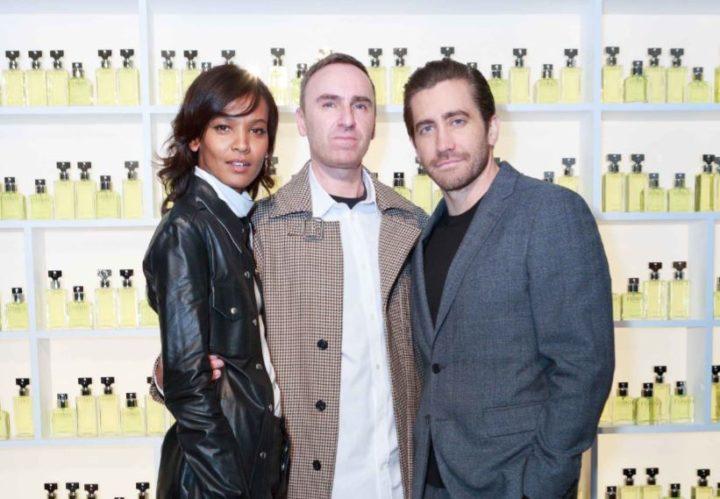 Calvin Klein Celebró con una cena privada las nuevas caras de Eternity Calvin Klein: Jake Gyllenhaal y Liya Kebede