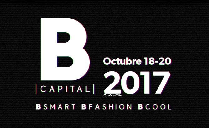 BCapital el evento Smart, Fashion y Cool de Bogotá