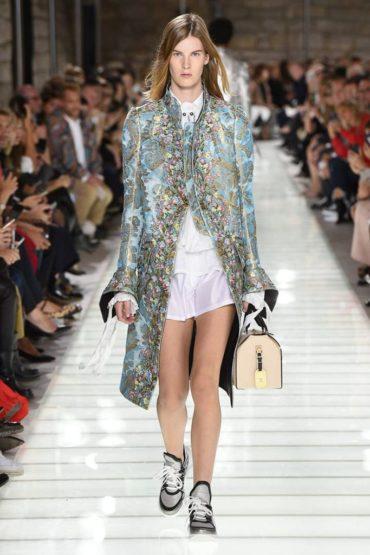 Louis Vuitton cerró la Semana de Moda de París Primavera/Verano 2018