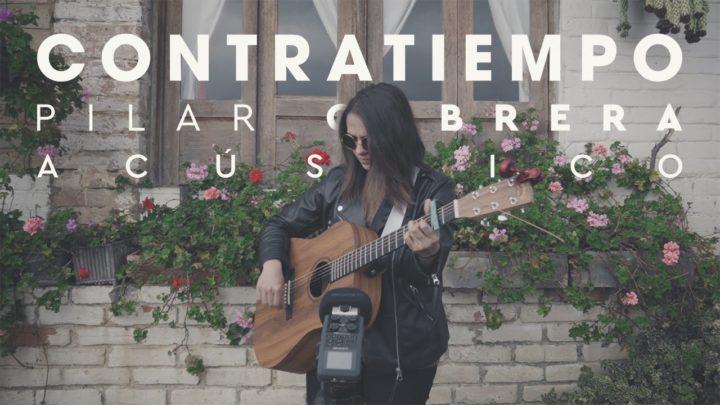 Pilar Cabrera estrena su videoclip Contratiempo