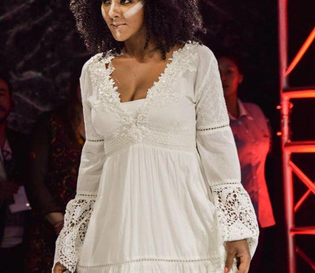 Así fue el lanzamiento de el África Fashion Week Colombia a 180 metros bajo tierra
