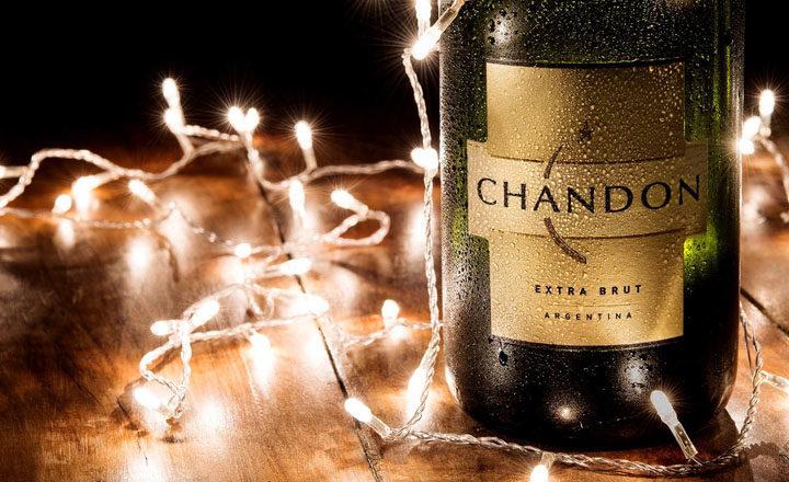 Tiempo de brindis con Chandon