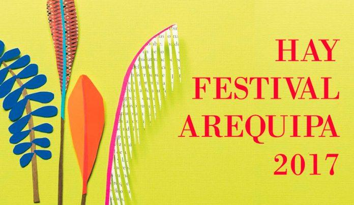Arequipa Perú alberga por tercer año el HAY FESTIVAL