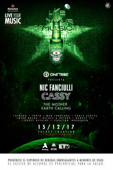 Heineken presenta ONE TRIBE y FOCUS Mag te invita a su lanzamiento oficial