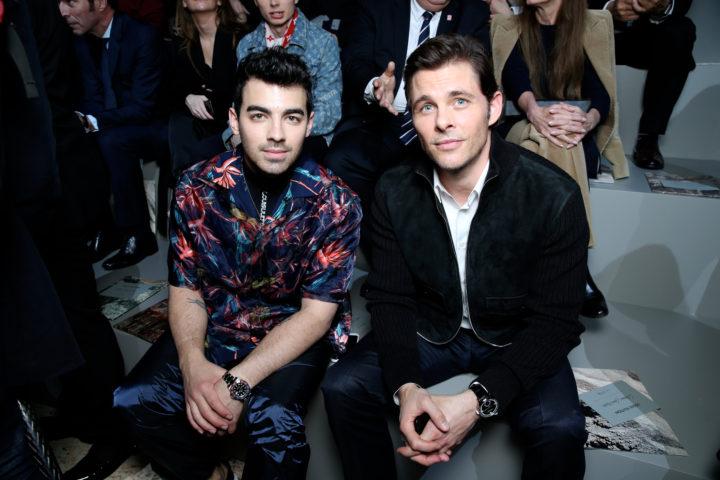 Louis Vuitton - Celebridades invitadas al desfile Masculino Otoño-Invierno 2018/19