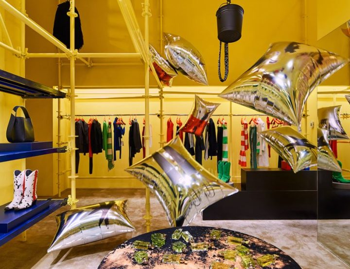 Calvin Klein presentará las Nubes De Plata de Andy Warhol en su tienda insignia en NY