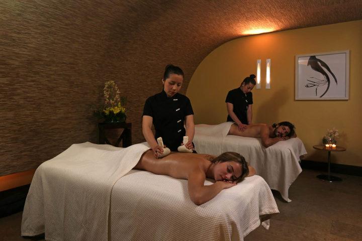 Ritual para parejas en el Spa del JW Marriott Bogotá